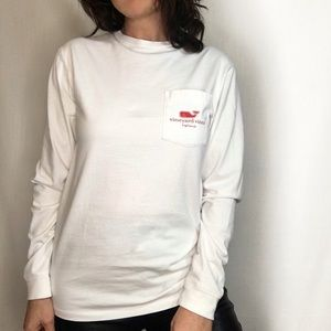 Vineyard Vines - Highlands longsleeved T-shirt